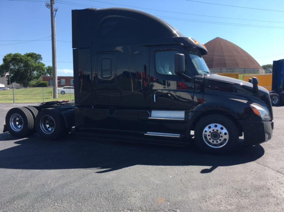 2018 Freightliner Cascadia Ca126 Stocknum Jl1825 Nebraska Kansas Iowa