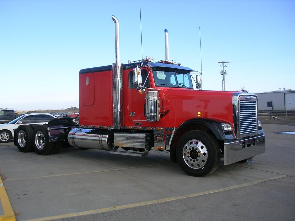 2008 Freightliner Classic Xl Classic Classic Xl Stocknum