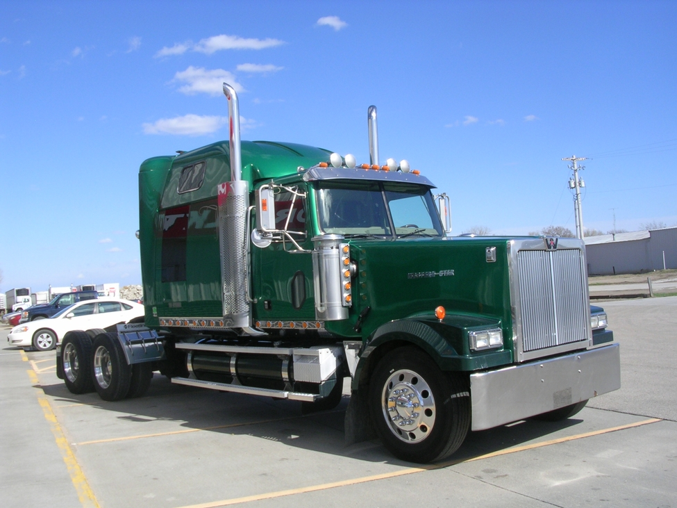 Used Service Trucks For Sale >> 2004 Western Star 4900 4900EX StockNum: CN1419 : Nebraska,Kansas,Iowa
