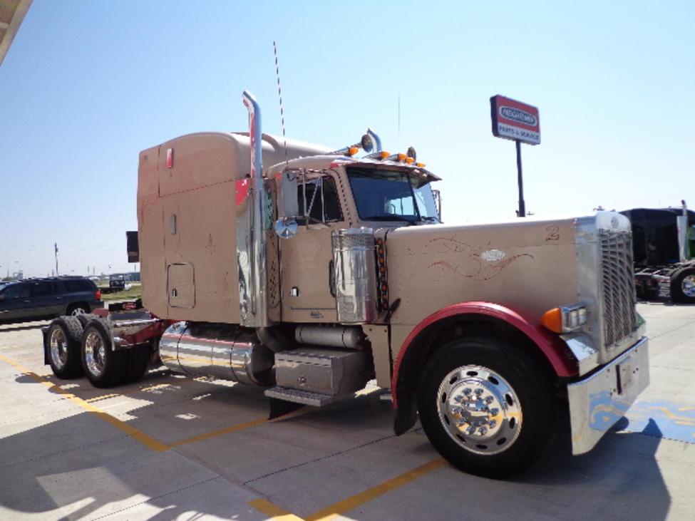 1995 Peterbilt 379 Stocknum Exc076 Nebraska Kansas Iowa