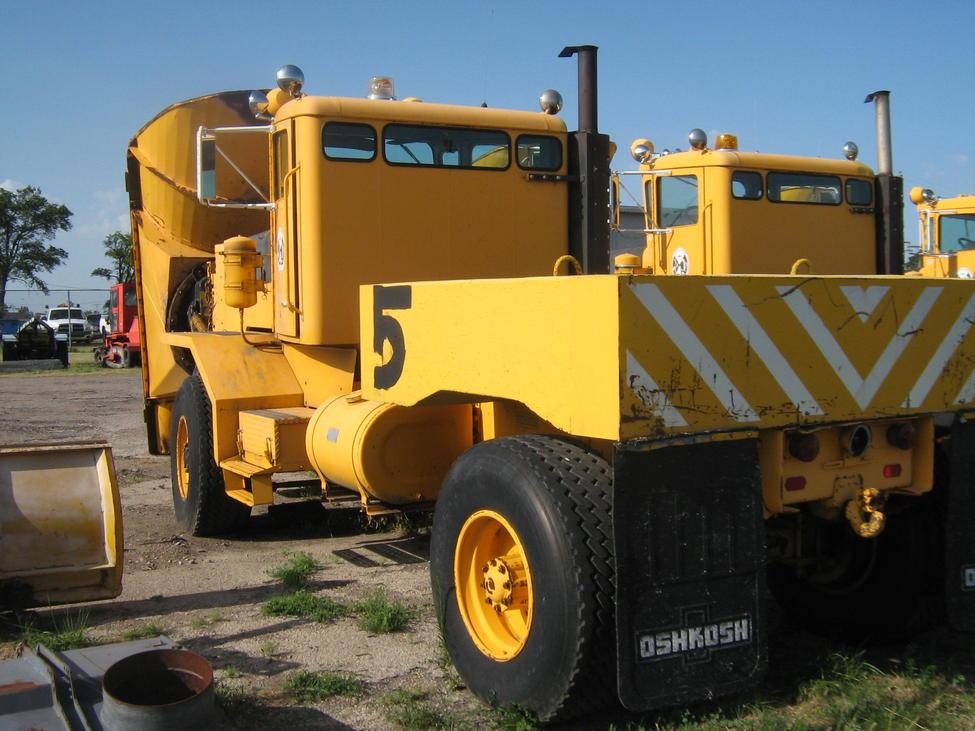1980 Oshkosh P-Series StockNum: TW2022 : Nebraska,Kansas,Iowa