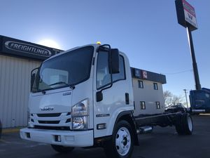 2018 Isuzu N Series NPRHD-Gas
