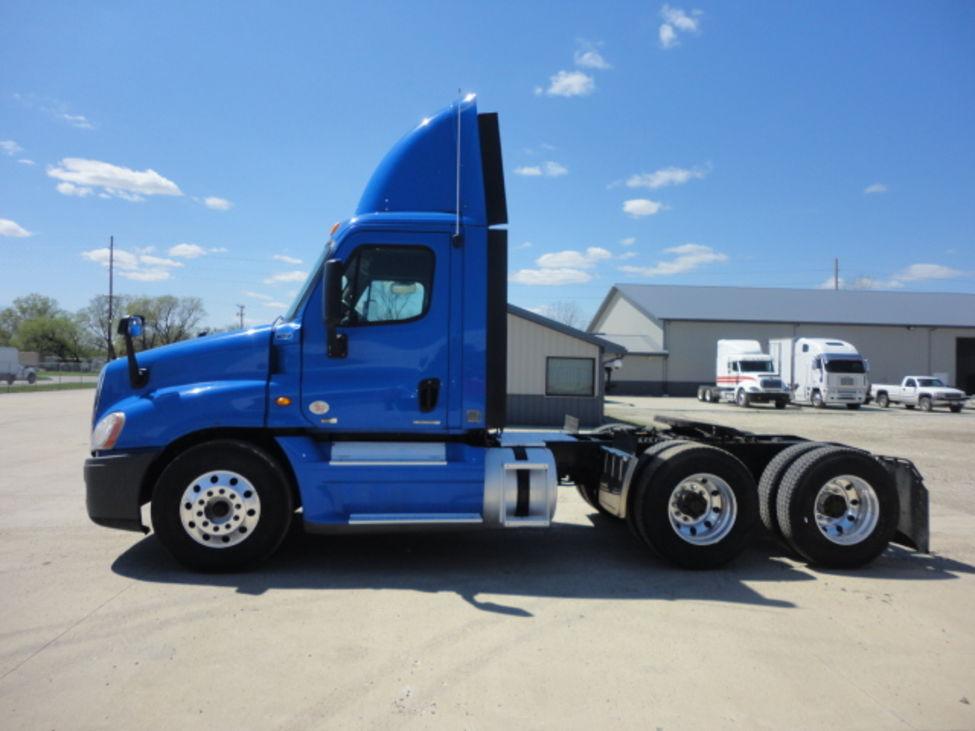 2012 Freightliner Cascadia Ca125 Stocknum Og5088