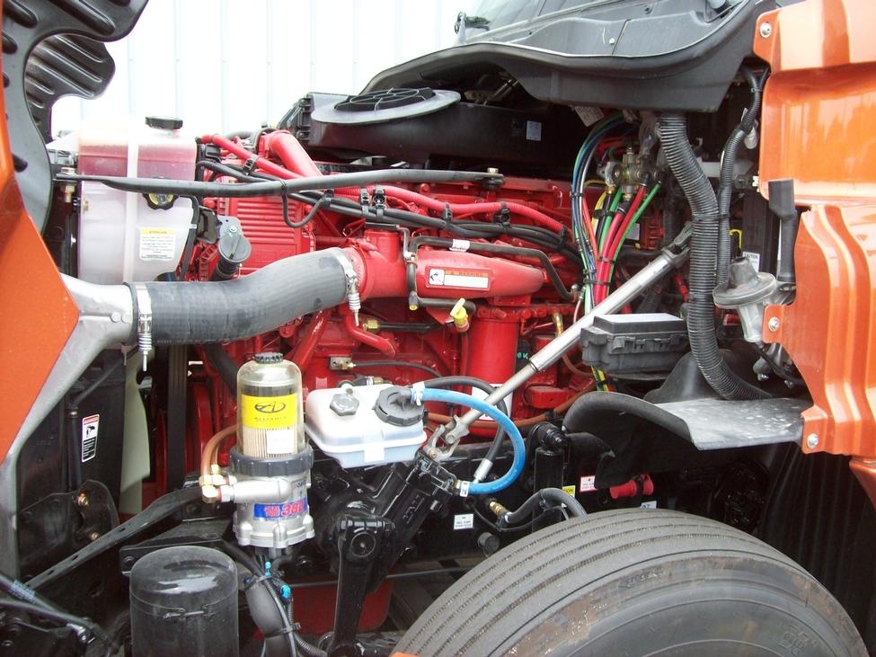 2012 Freightliner Cascadia Ca125 Stocknum Bk9507
