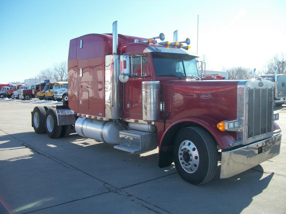 2004 Peterbilt 379 Stocknum Ts2338 Nebraska Kansas Iowa