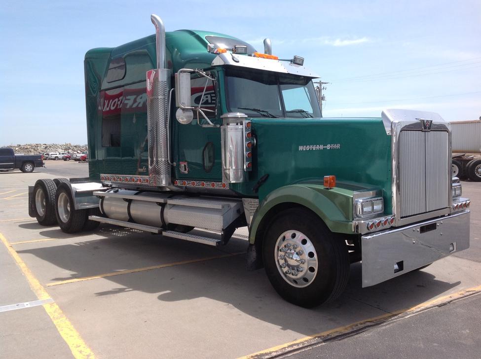 2004 Western Star 4900 4900ex Stocknum Exc042 Nebraska Kansas Iowa