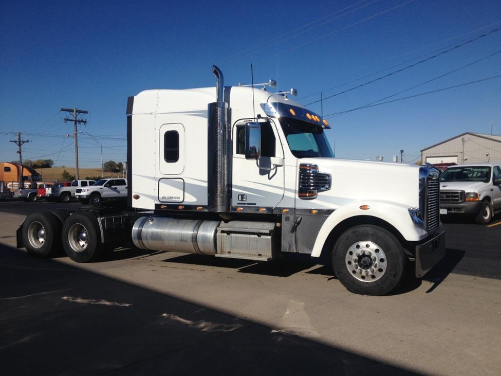2012 Freightliner Coronado CC132 StockNum: TC1264 ...