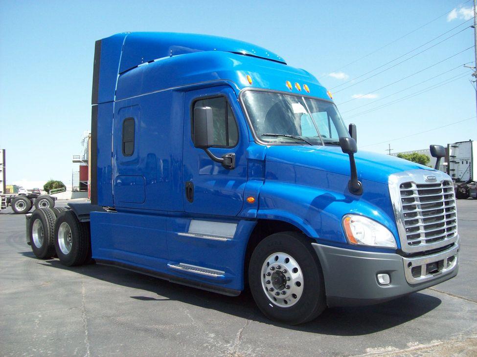 2015 Freightliner Cascadia Ca125 Stocknum Gh6887
