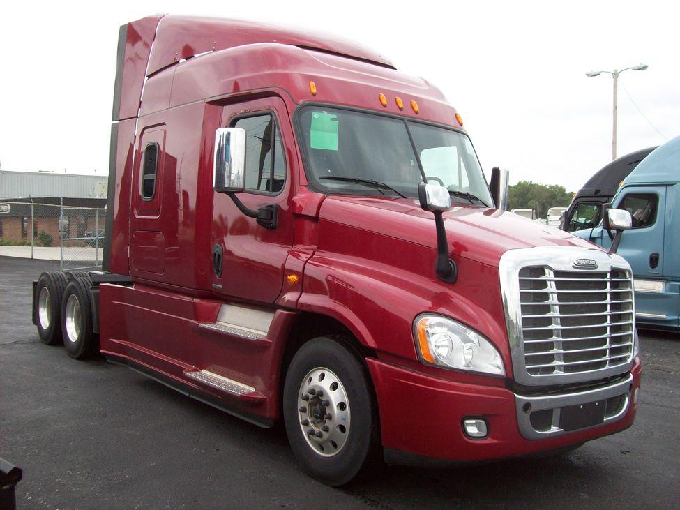 2015 Freightliner Cascadia >> 2015 Freightliner Cascadia Evolution StockNum: GK2153 : Nebraska,Kansas,Iowa