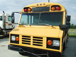 2003 Bluebird School Bus Conventional