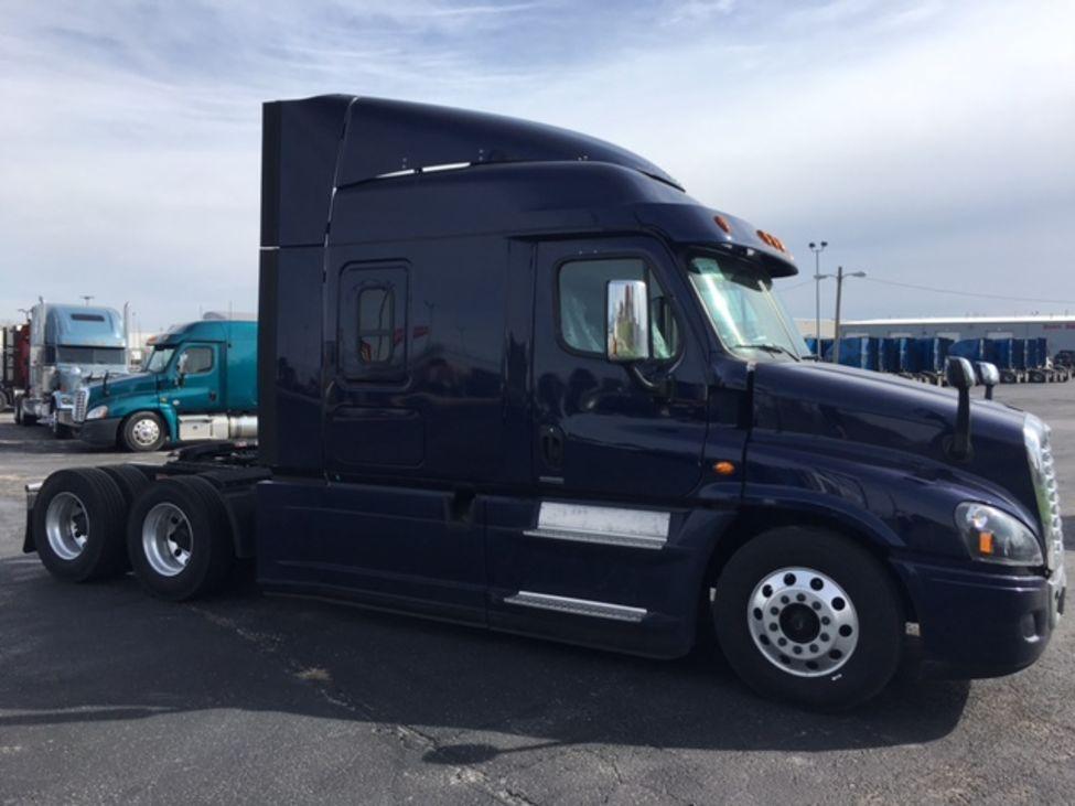 2018 Freightliner Cascadia Evolution StockNum: JL1843