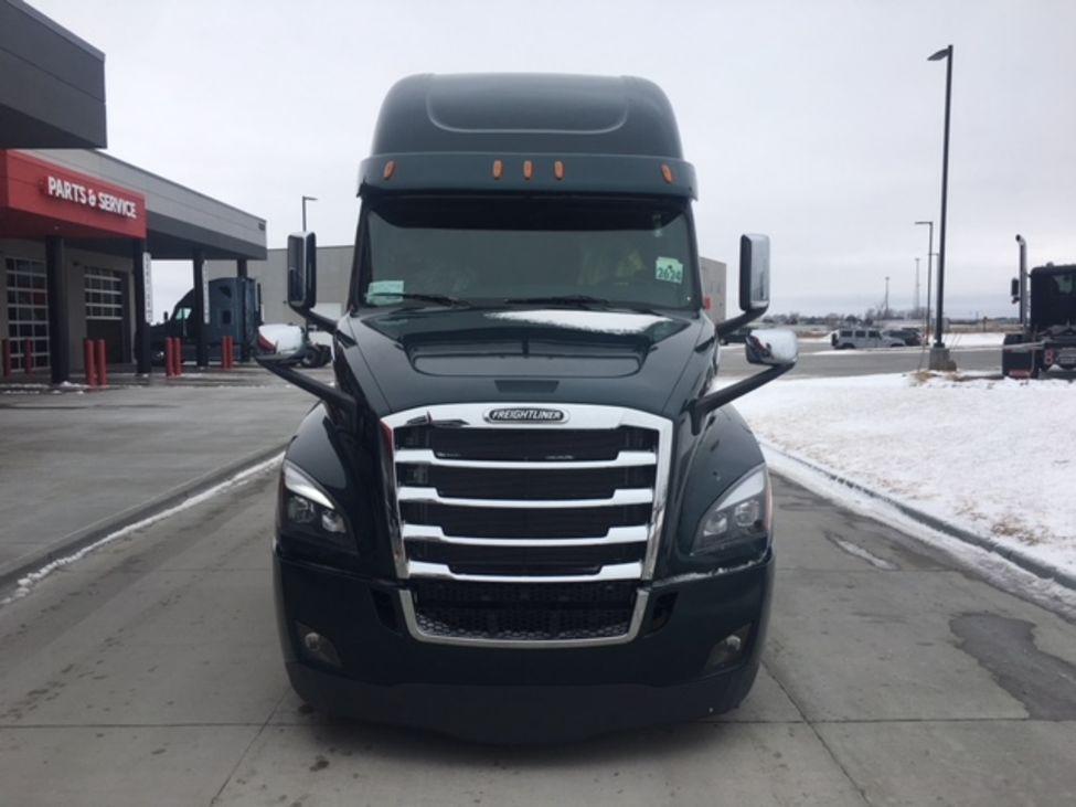 2019 Freightliner Cascadia CA126 StockNum: JY5221 : Nebraska