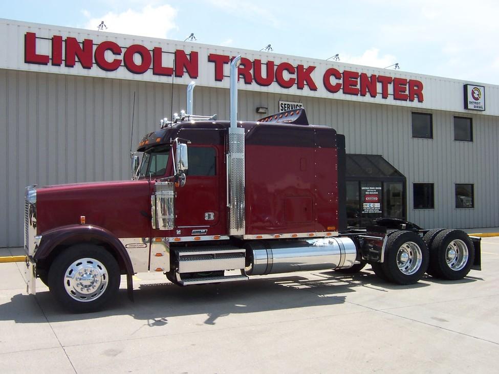 Freightliner Coronado For Sale >> 2008 Freightliner FLD FLD Classic XL StockNum: Z04960 : Nebraska,Kansas,Iowa