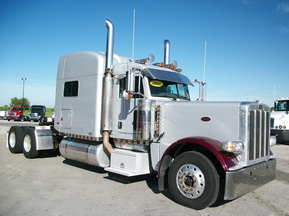 2008 Peterbilt 389 Stocknum St6922 Nebraska Kansas Iowa