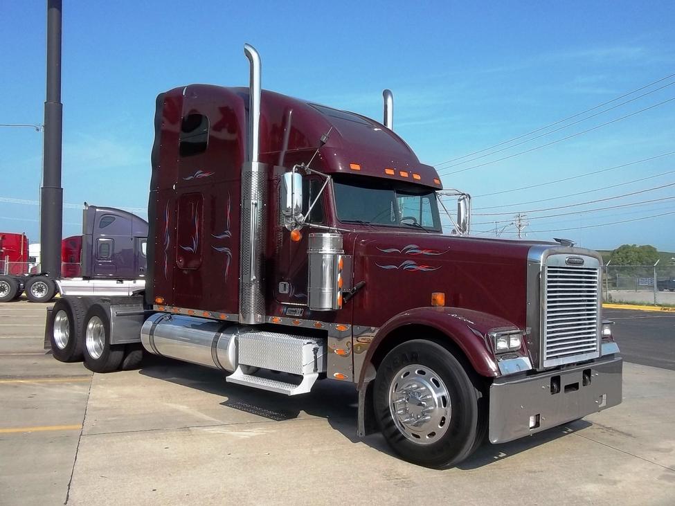Bill Of Sale Iowa >> 2008 Freightliner FLD FLD Classic XL StockNum: BFT138 : Nebraska,Kansas,Iowa