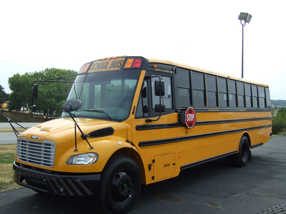Big Lots Financing >> 2013 Thomas Built Buses C2 StockNum: BT0218 : Nebraska,Kansas,Iowa