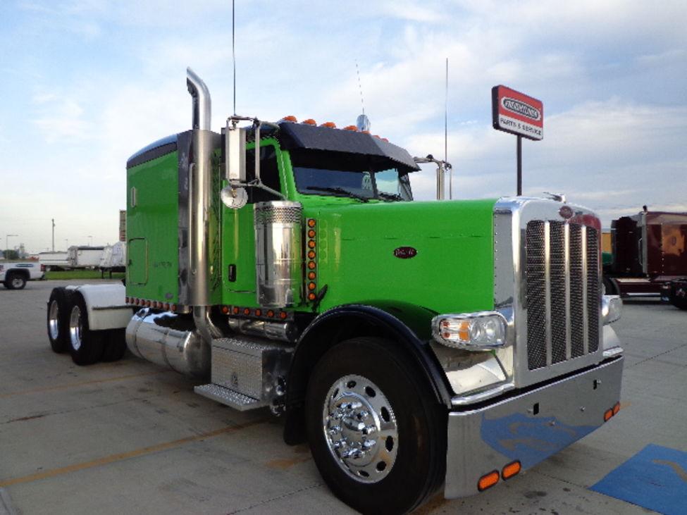 2010 Peterbilt 388 Stocknum Exc135 Nebraska Kansas Iowa