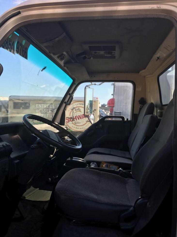 Bg on Isuzu Diesel Truck Parts