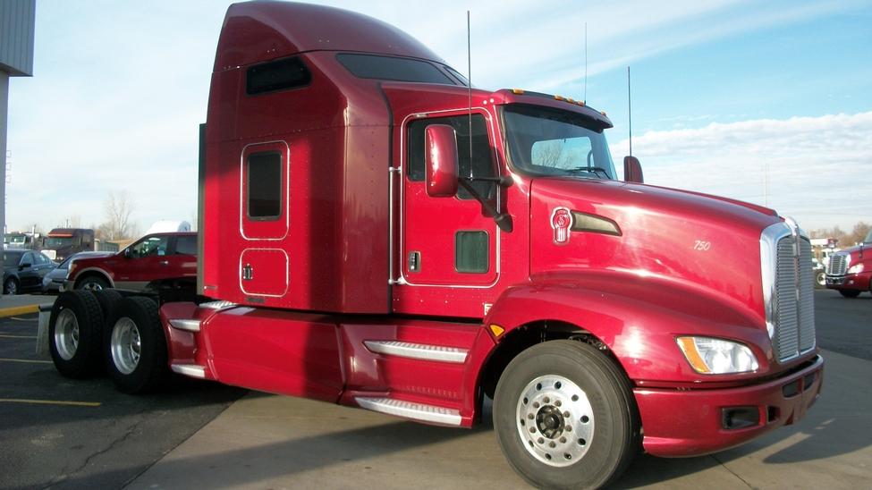 2008 Kenworth T660 Stocknum St7506 Nebraska Kansas Iowa