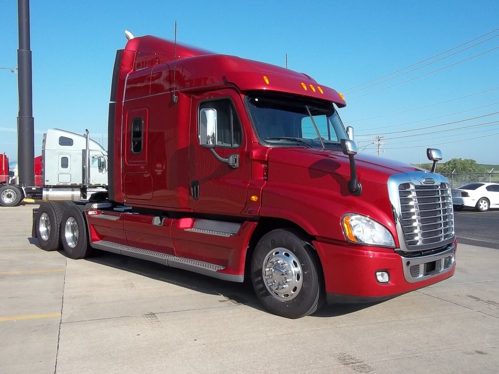 2013 Freightliner Cascadia >> 2013 Freightliner Cascadia Ca125 Stocknum Bv7354 Nebraska Kansas Iowa