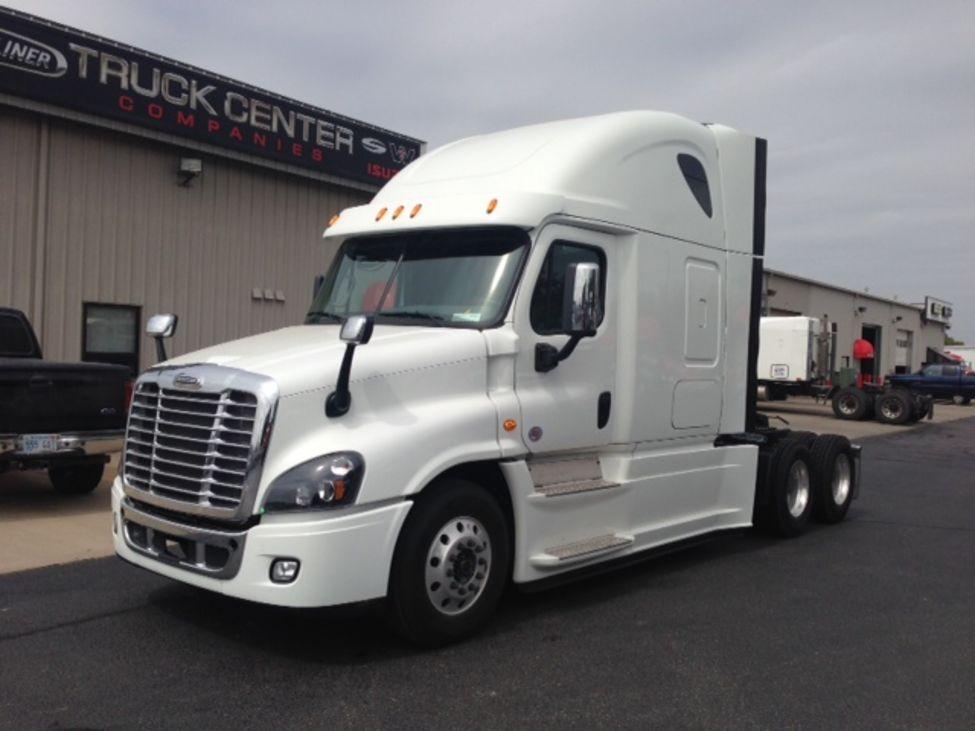2015 Freightliner Cascadia Ca125 Stocknum Gm9361
