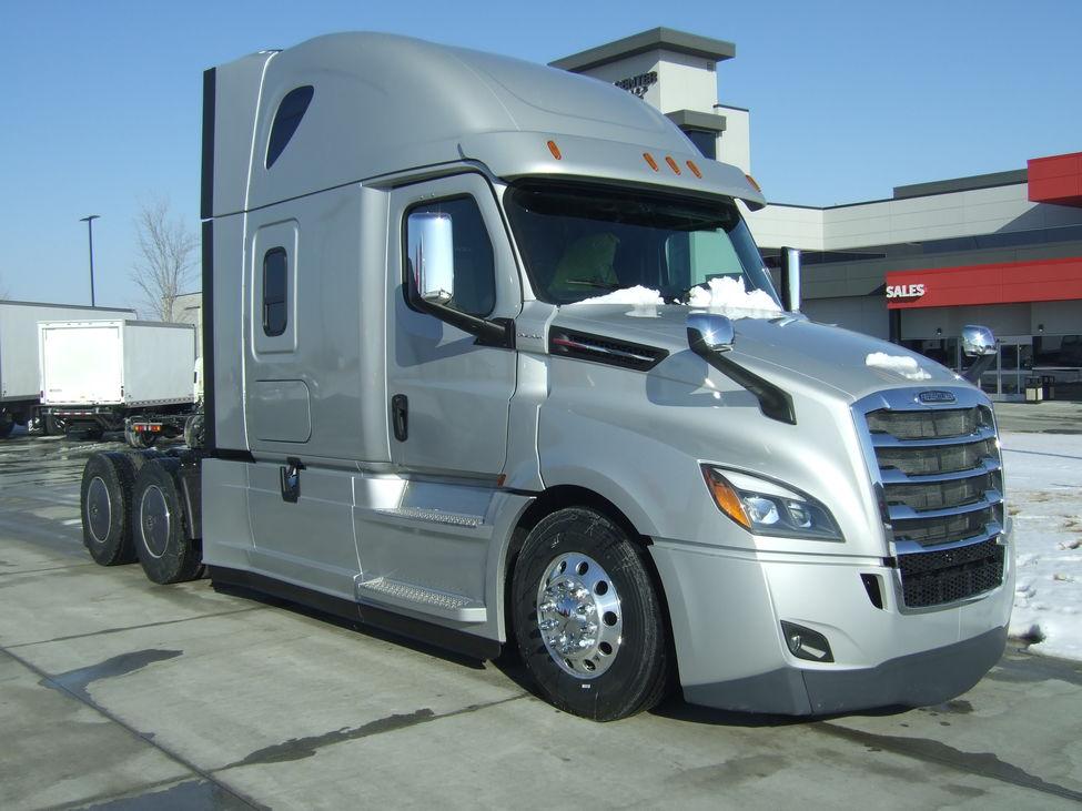 2019 Freightliner Cascadia CA126 StockNum: JY5215 : Nebraska,Kansas,Iowa