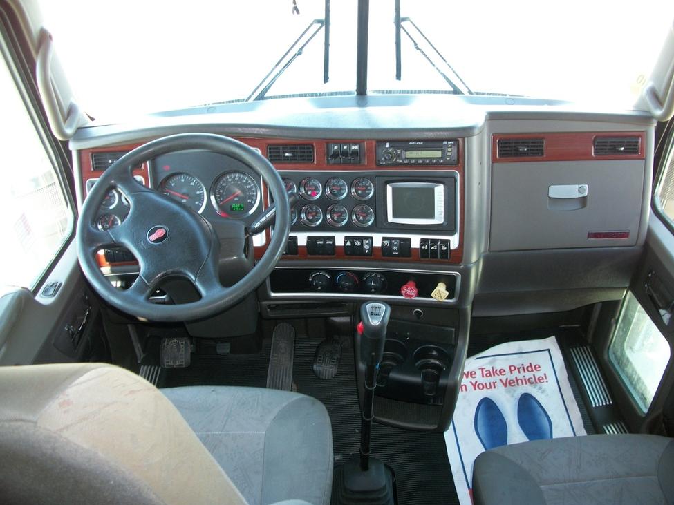 2008 Kenworth W900l Stocknum St7236 Nebraska Kansas Iowa