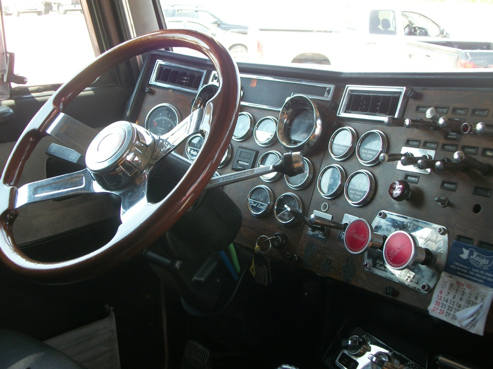 2000 peterbilt 379 379exhd stocknum ts2376 nebraska - Peterbilt 379 interior accessories ...