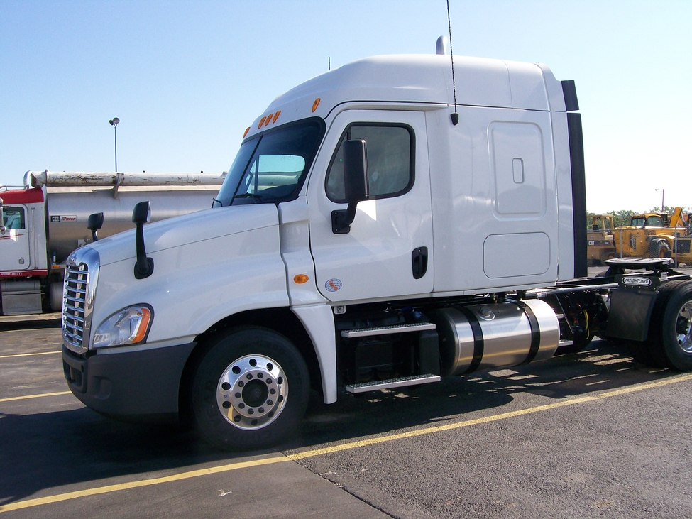 2013 freightliner cascadia ca125 stocknum bw1808 - 2013 freightliner cascadia interior ...