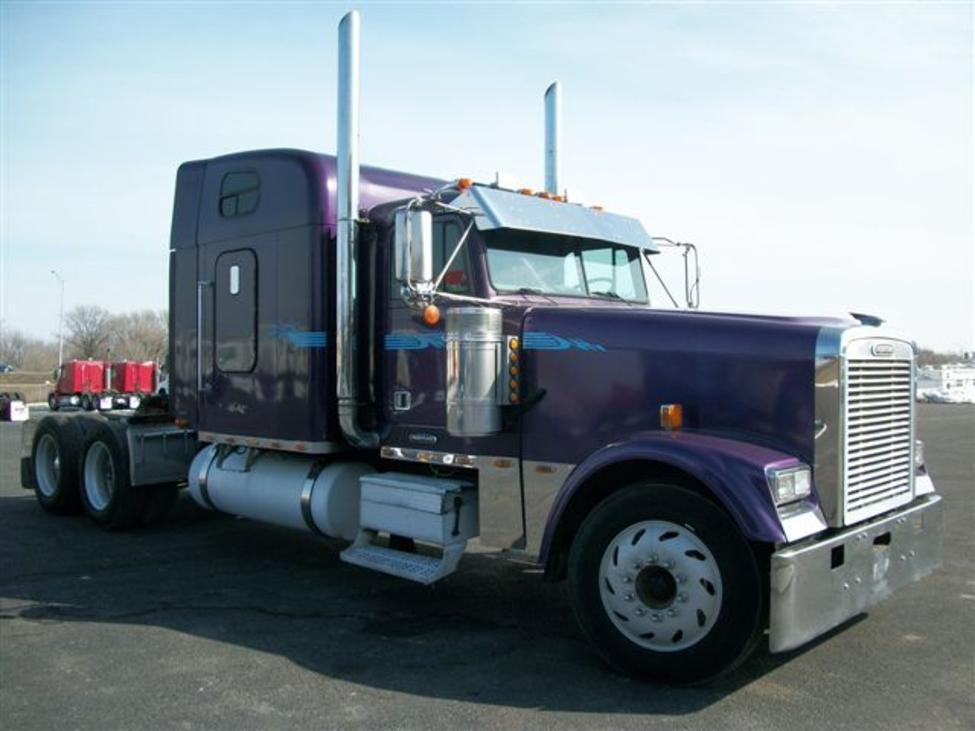 1999 Freightliner FLD FLD Classic XL StockNum: OG3437 : Nebraska ...
