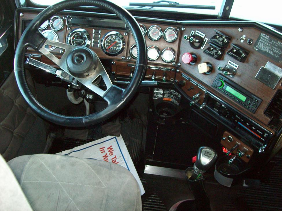2007 Freightliner Fld Fld Classic Xl Stocknum Og3550