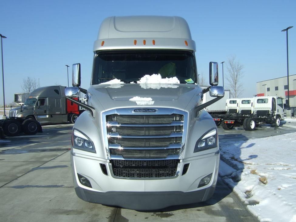 2019 Freightliner Cascadia CA126 StockNum: JY5216 : Nebraska,Kansas,Iowa