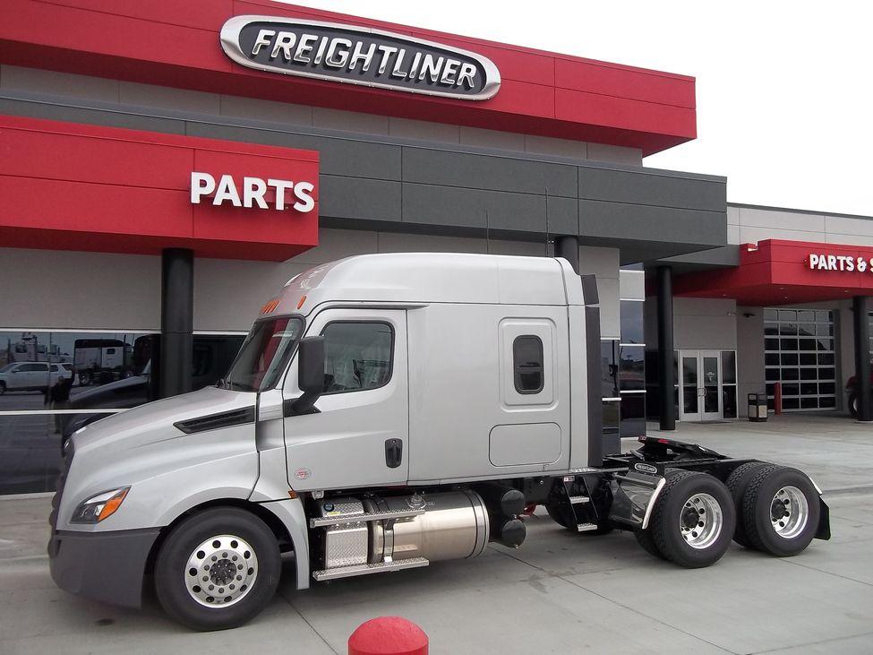 2019 Freightliner Cascadia Ca126 Stocknum Ke5048