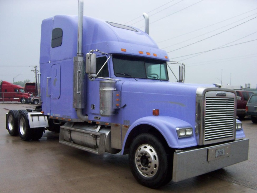 Freightliner Classic For Sale By Owner >> 2001 Freightliner FLD FLD Classic XL StockNum: TC1024 : Nebraska,Kansas,Iowa