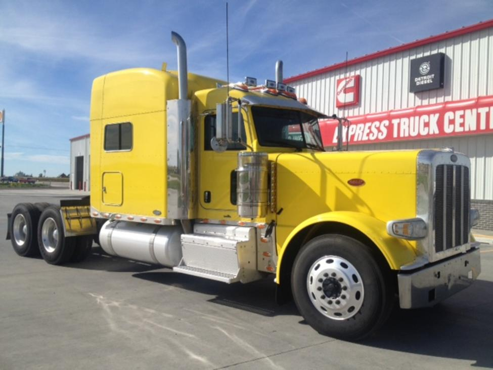 2011 Peterbilt 389 Stocknum Og3614 Nebraska Kansas Iowa