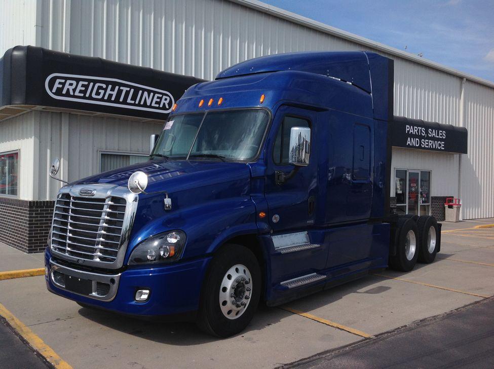 2015 Freightliner Cascadia Ca125 Stocknum Gg1145