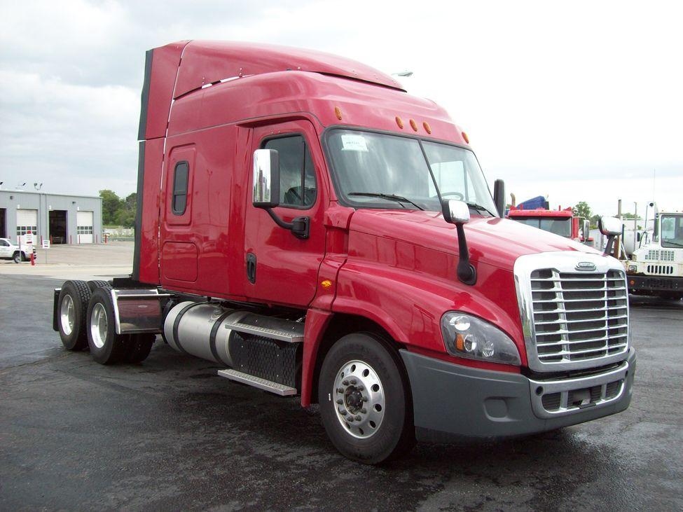 2016 Freightliner Cascadia Ca125 Stocknum He7148