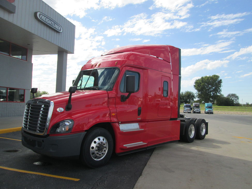 2016 Freightliner Cascadia Evolution Stocknum Gy5695 Nebraska Kansas Iowa