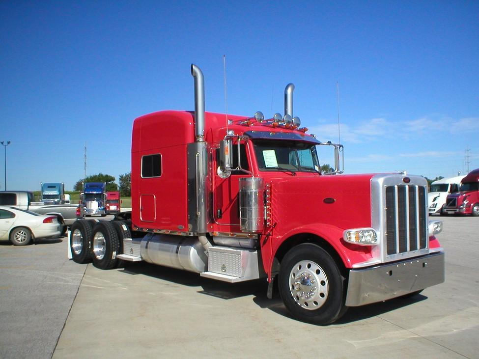 2008 Peterbilt 389 Stocknum St5728 Nebraska Kansas Iowa
