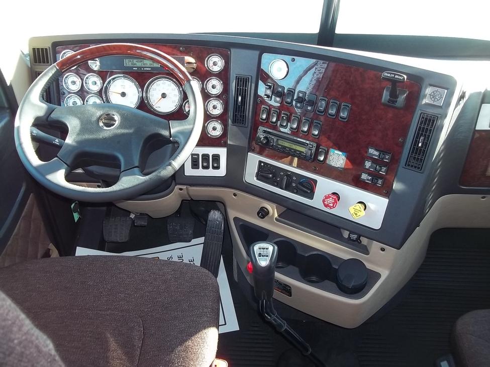2012 Freightliner Coronado Cc132 Stocknum Br2716