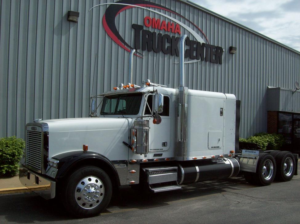 2009 Freightliner FLD FLD Classic XL StockNum: OG3510 : Nebraska ...