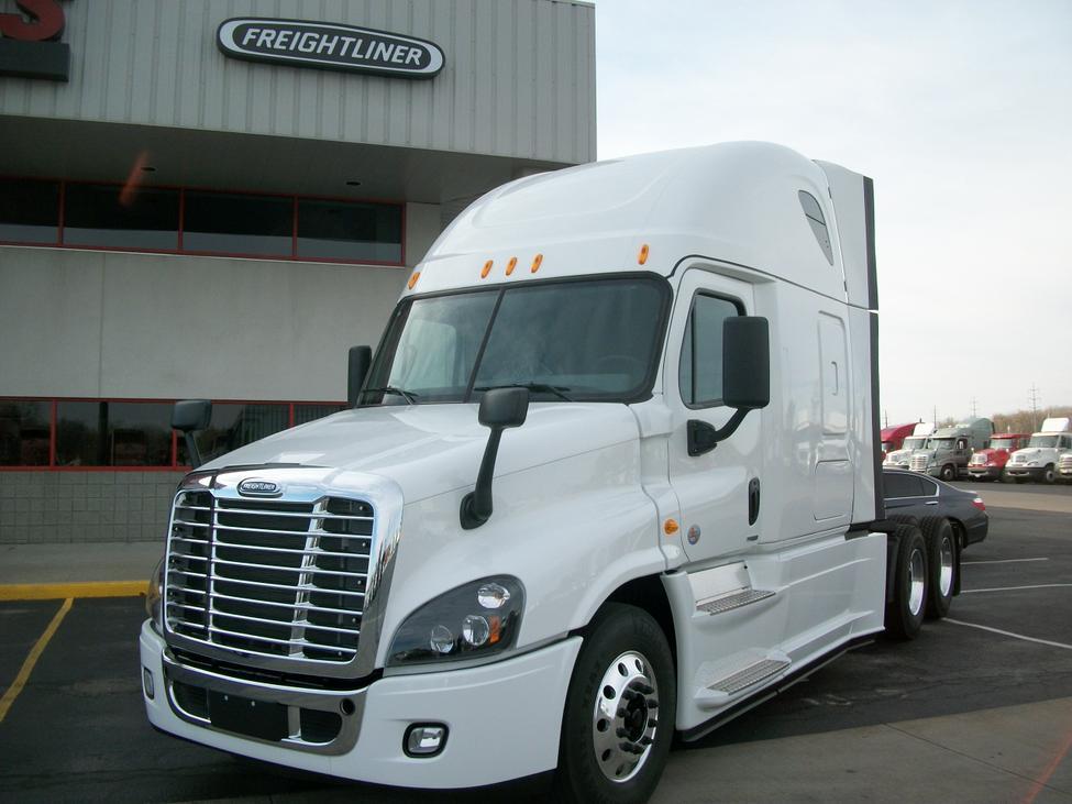 Used Trucks For Sale In Iowa >> 2014 Freightliner Cascadia Evolution StockNum: FX8806 : Nebraska,Kansas,Iowa