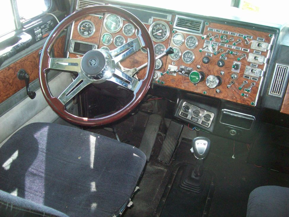 1997 peterbilt 379 stocknum og4030 nebraska kansas iowa - Peterbilt 379 interior accessories ...