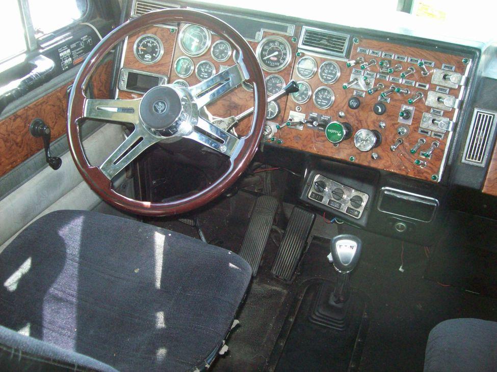 1997 Peterbilt 379 Stocknum Og4030 Nebraska Kansas Iowa
