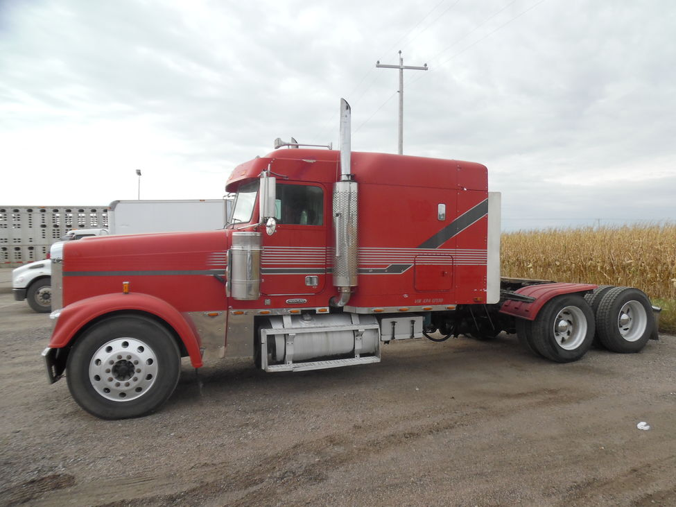 1999 freightliner fld fld classic xl
