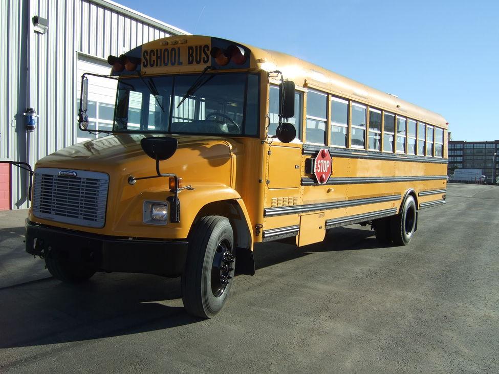 Thomas Built Buses >> 2005 Thomas Built Buses C2 StockNum: OG3963 : Nebraska,Kansas,Iowa
