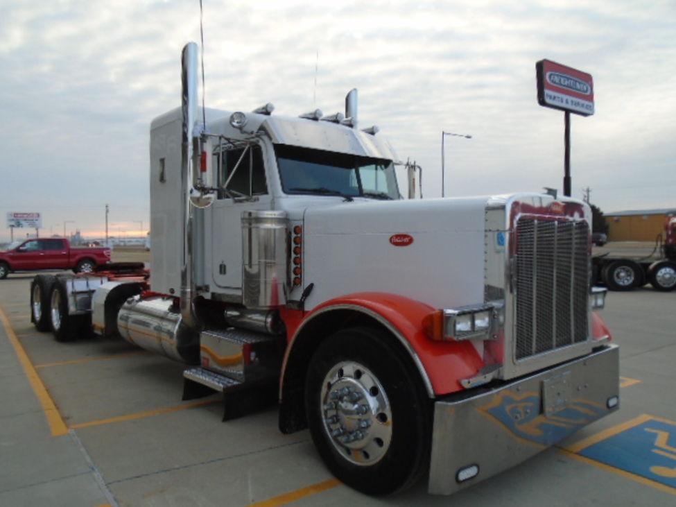 2004 Peterbilt 379ex Stocknum Exc333 Nebraska Kansas Iowa