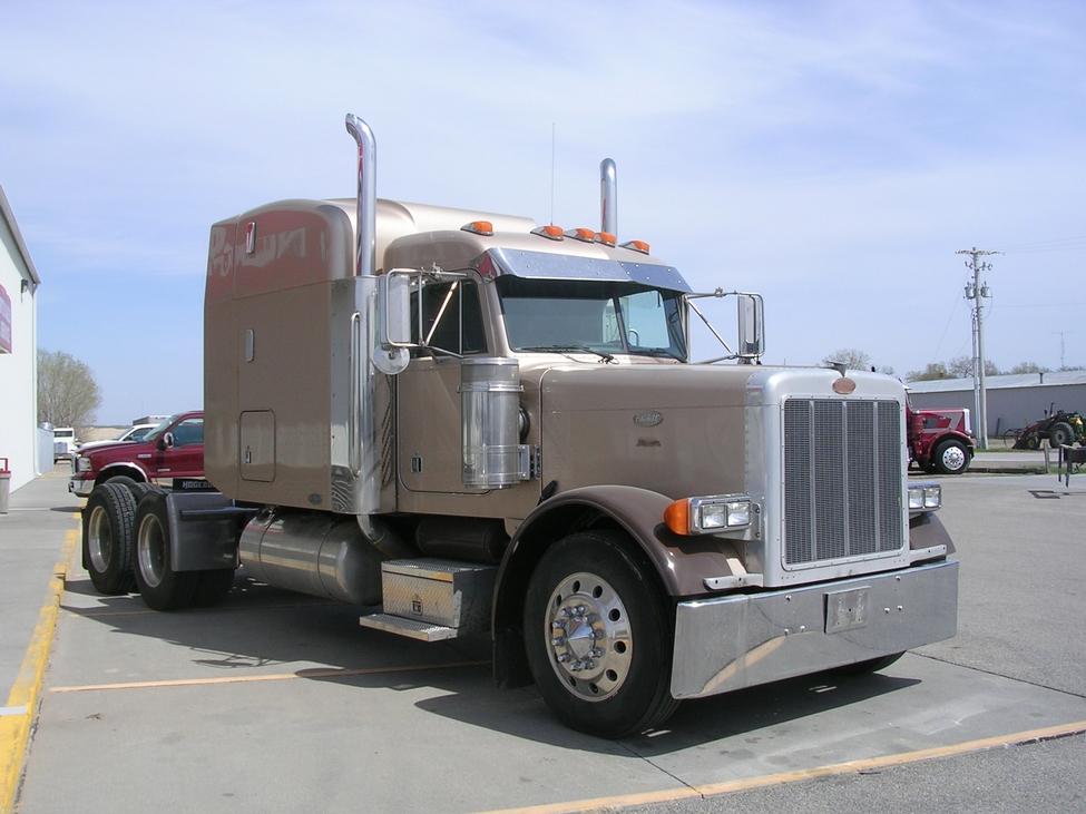 2000 Peterbilt 379 Stocknum  Tw1780   Nebraska Kansas Iowa