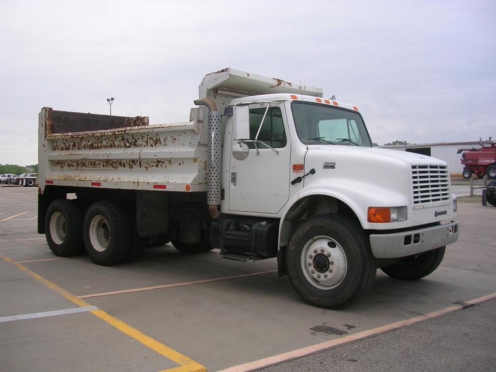 2001 International 4000 4900 Stocknum Cn1451 Nebraska