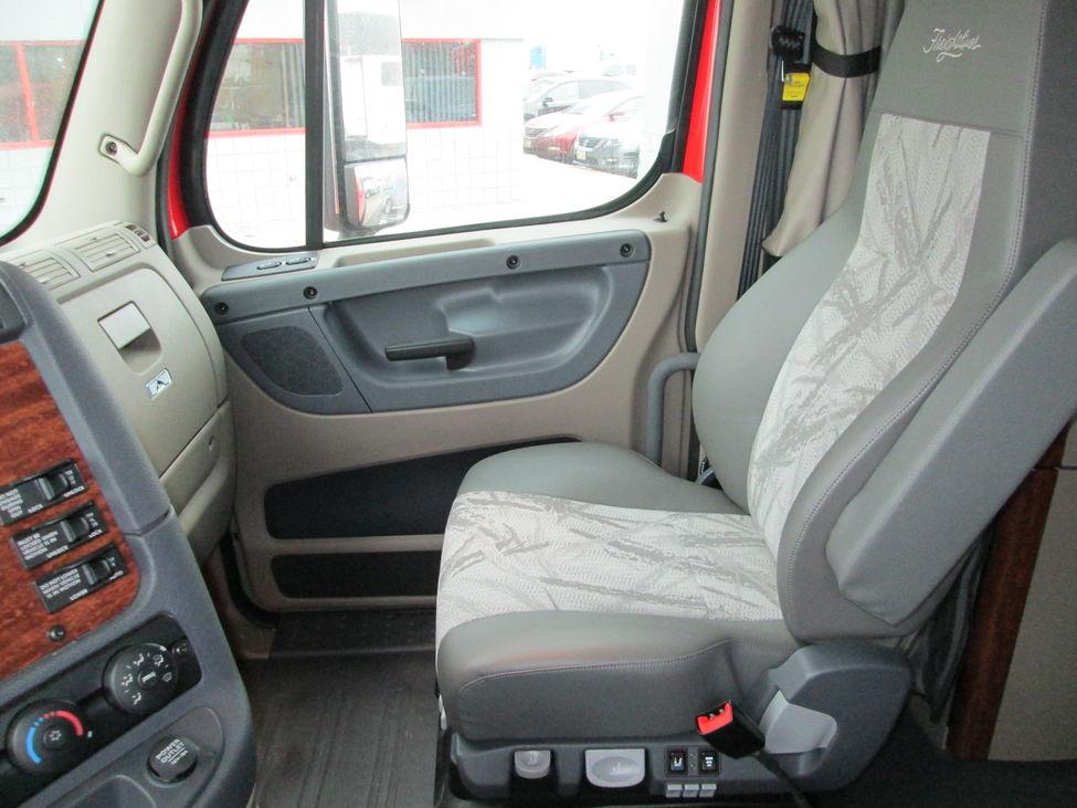 2015 Freightliner Cascadia Ca125 Stocknum Gr3737